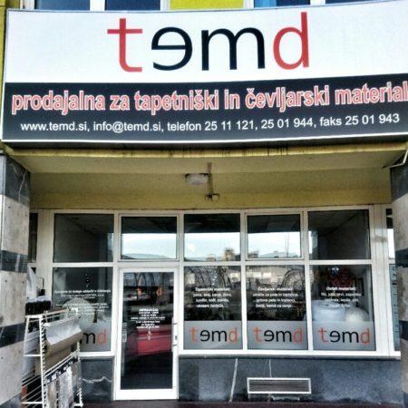 Trgovina TEMD